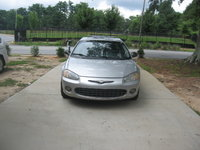Picture of 2001 Chrysler Sebring LXi, exterior