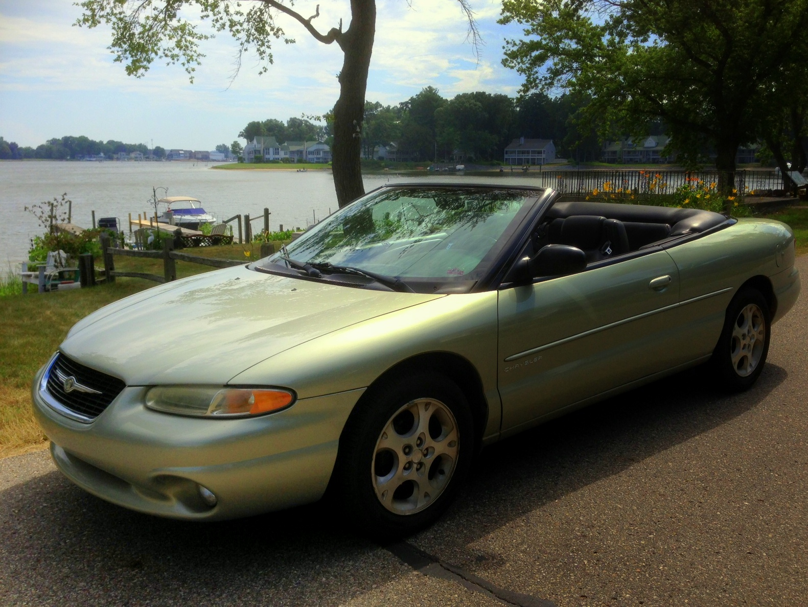 2000 chrysler sebring jxi limited convertible cargurus. Black Bedroom Furniture Sets. Home Design Ideas