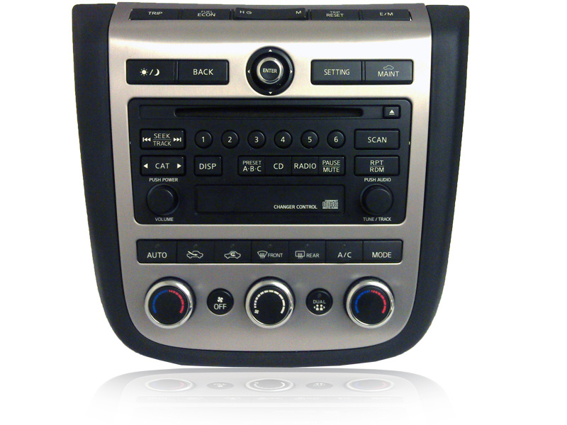 Nissan Murano Questions Does The 2006 Murano S Radio Have An Aux
