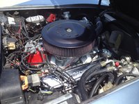 Picture of 1974 Chevrolet Corvette Coupe, engine