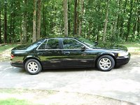 2004 Cadillac Seville SLS, Black, sleek, and fast, exterior