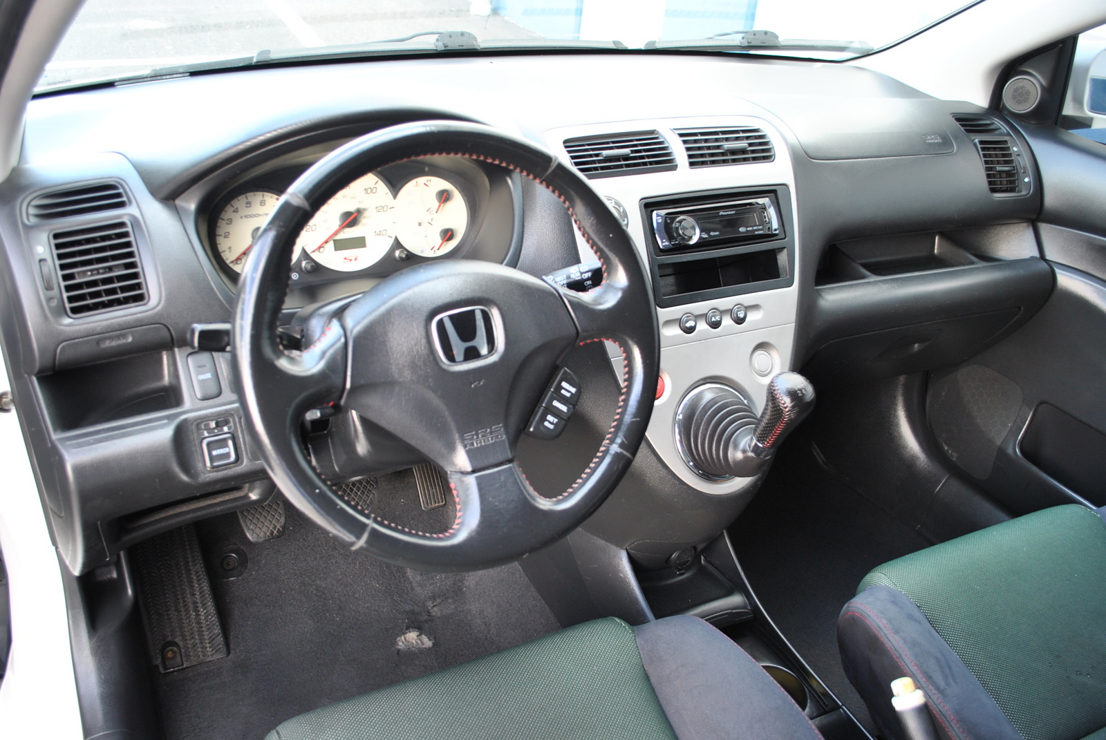 2002 Honda Civic Interior Pictures Cargurus