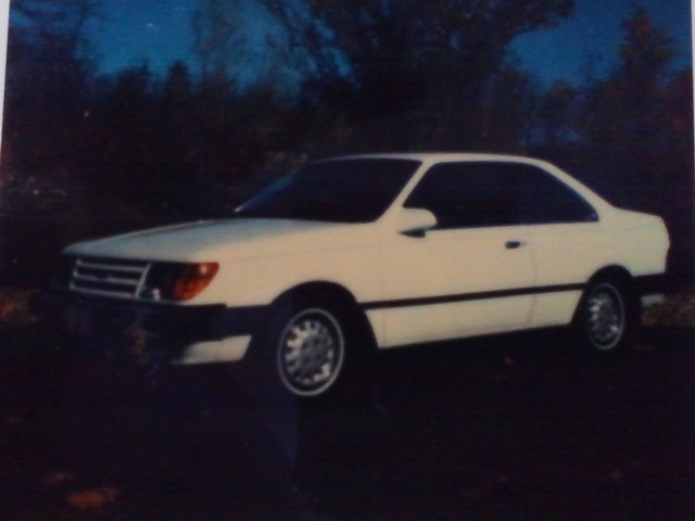 Picture of 1985 Ford Tempo GL Coupe