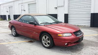 Picture of 2001 Chrysler Sebring Limited Convertible, exterior