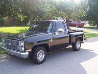 1983 Chevrolet C/K 10 Overview