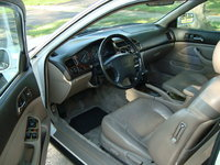 Picture of 1996 Honda Accord EX Coupe, interior