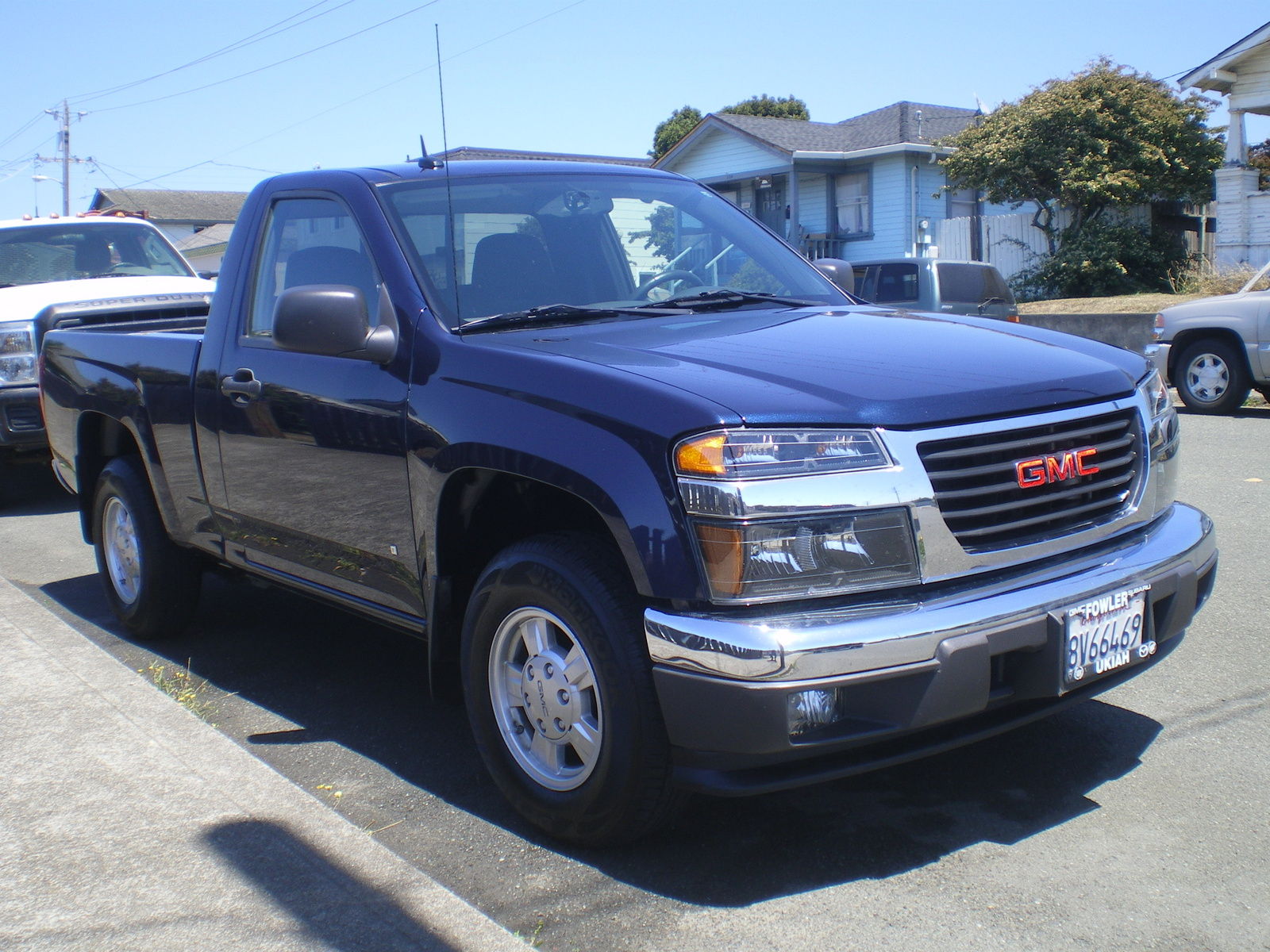 Picture of 2008 GMC Canyon SLE-2