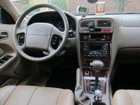 Picture of 1997 Infiniti I30 4 Dr STD Sedan, interior