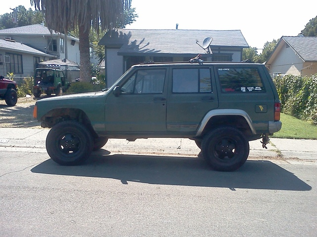 Picture of 1988 Jeep Cherokee