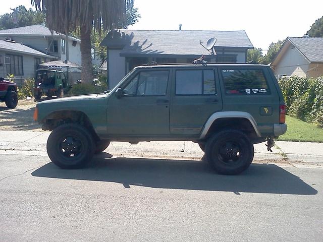 1988 Jeep Cherokee User Reviews