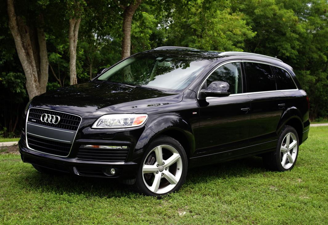 2009 Audi Q7 Pictures Cargurus