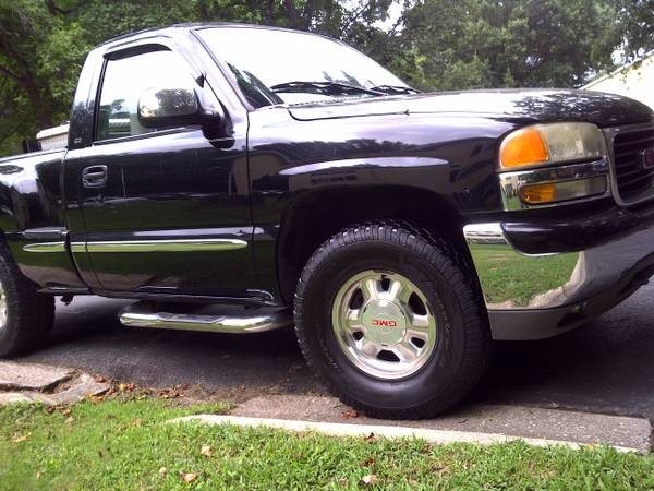 Picture of 1999 GMC Sierra