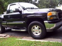 1999 GMC Sierra Picture Gallery