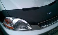1997 Honda Civic EX, Civic Hood Bra!, exterior