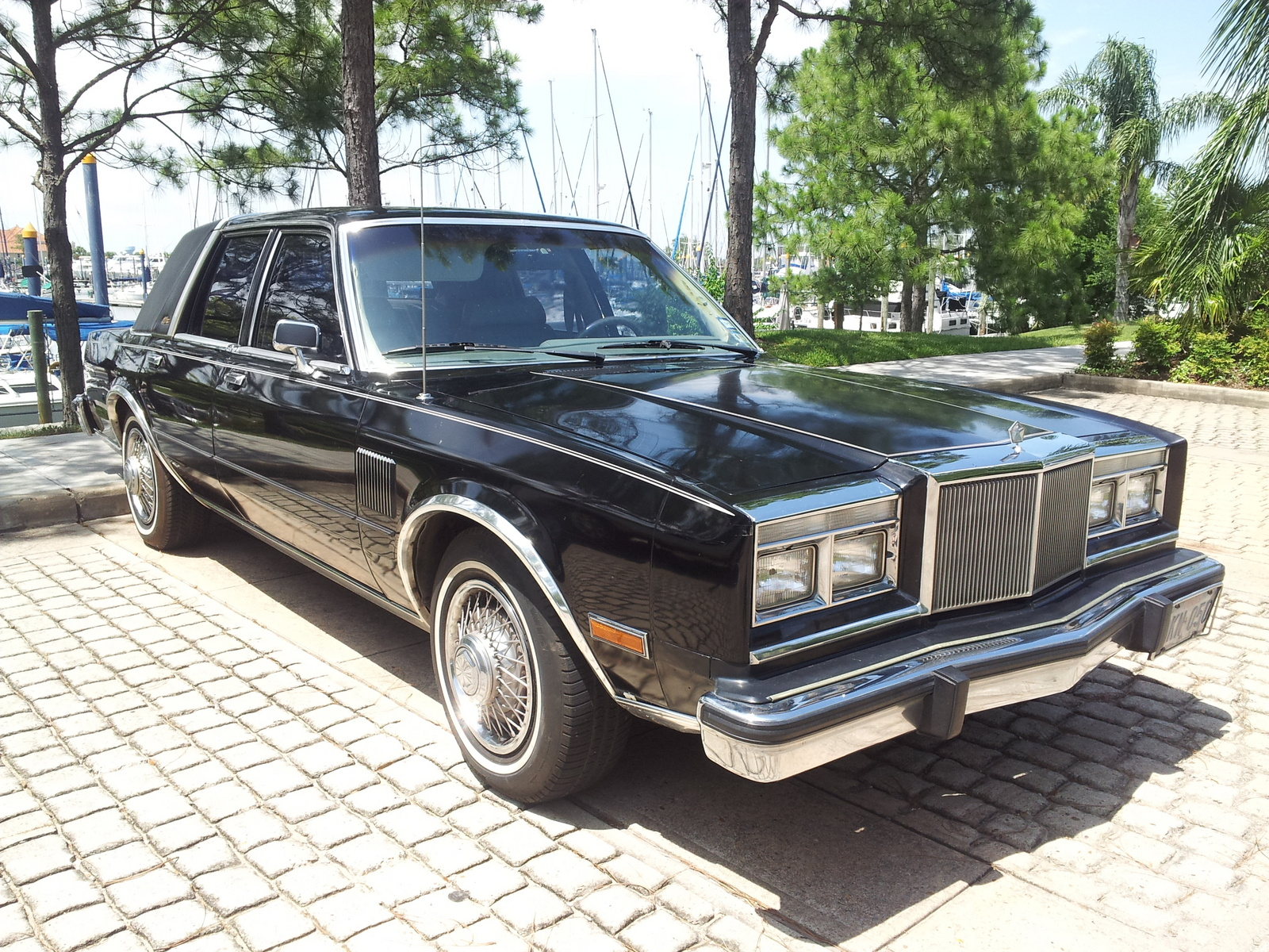 1985 Chrysler Fifth Avenue Pictures Cargurus