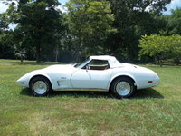 Picture of 1975 Chevrolet Corvette Convertible, exterior
