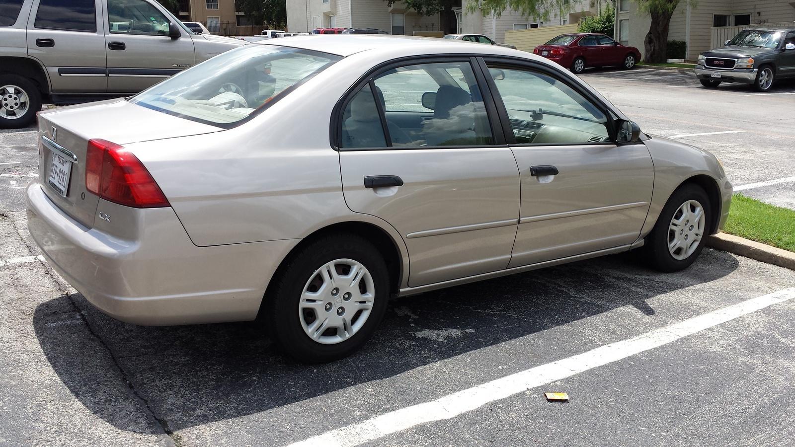 2001 Honda Civic - Exterior Pictures - CarGurus