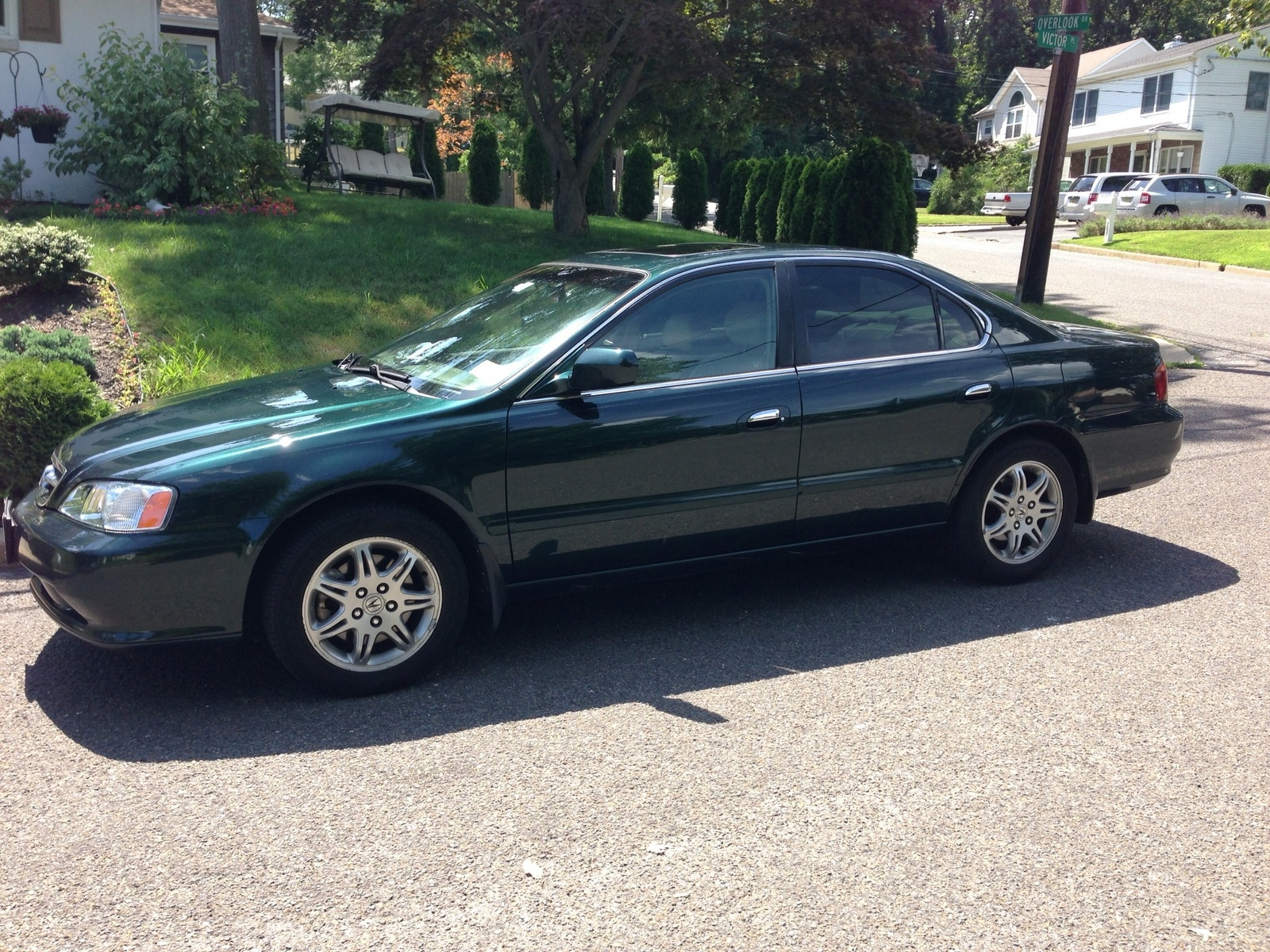 2004 Used Nissan Maxima Picture of 2001 Acura TL 3.2TL, exterior