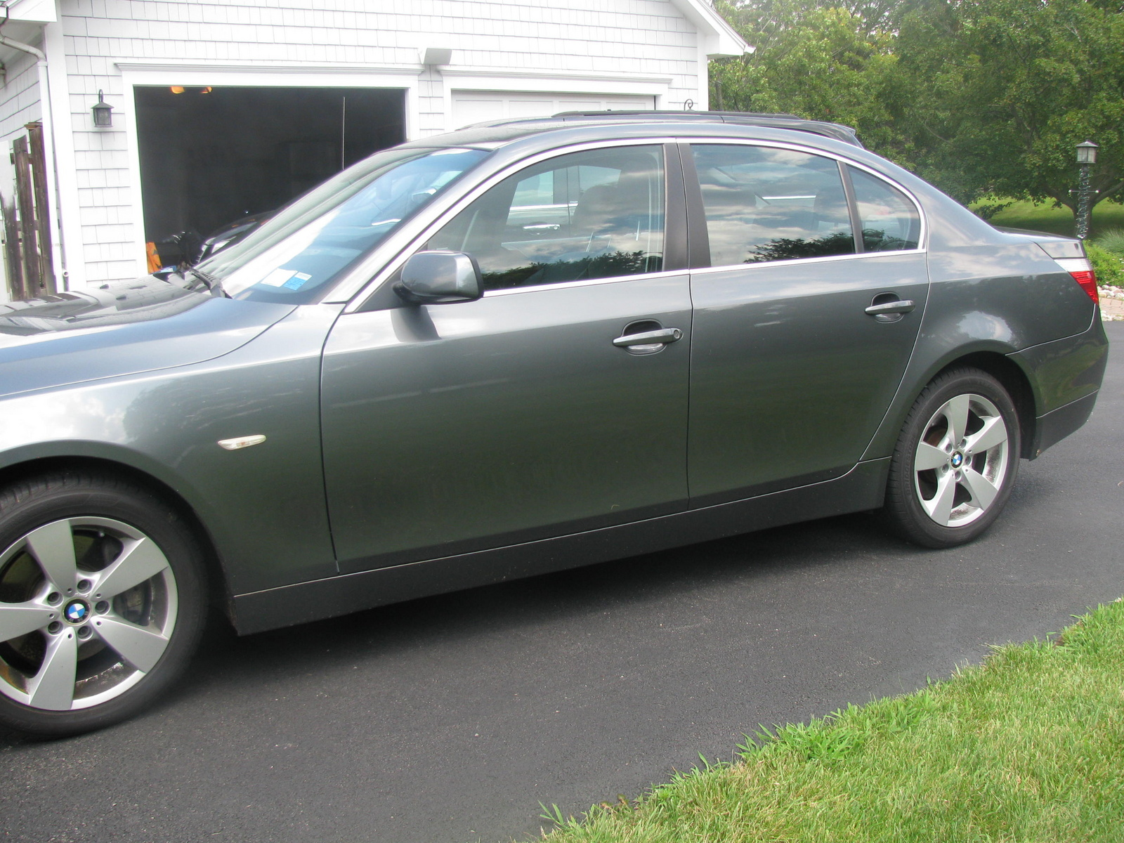 picture of 2007 bmw 5 series 530xi exterior. Black Bedroom Furniture Sets. Home Design Ideas