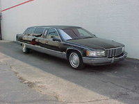1996 Cadillac Fleetwood Overview