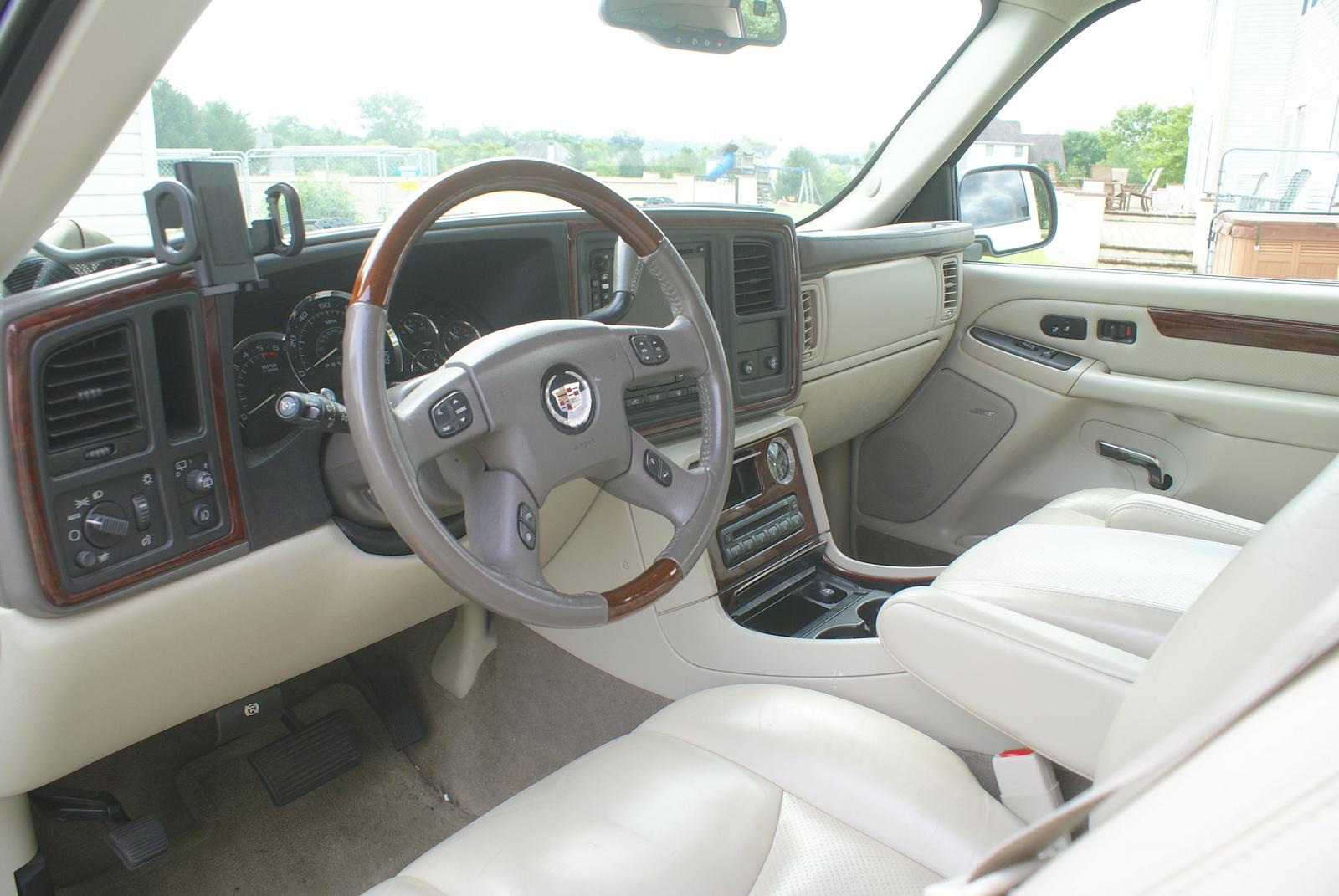2006 Cadillac Escalade Esv Interior Pictures Cargurus