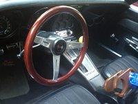1970 Chevrolet Corvette Convertible picture, interior