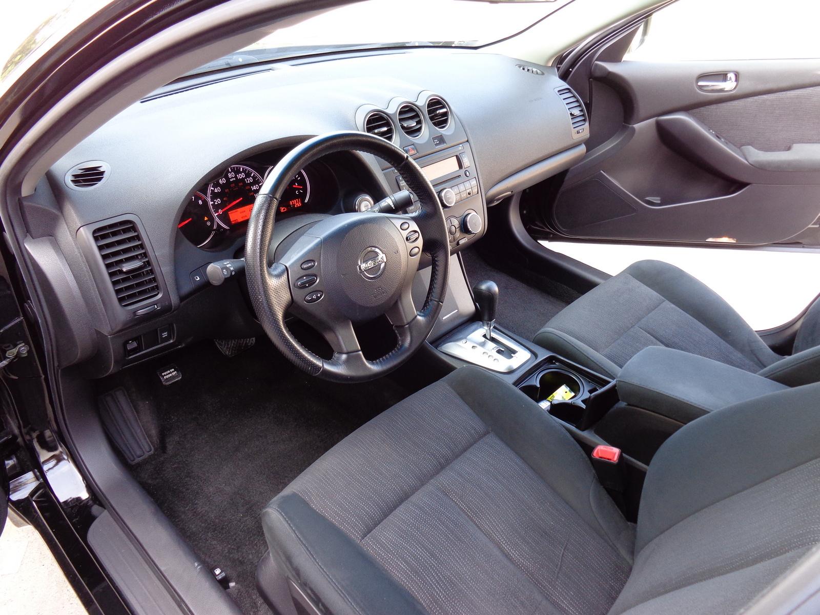 2010 Nissan Altima Interior Pictures Cargurus