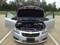 Picture of 2012 Chevrolet Cruze LS, engine