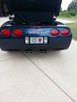 Picture of 2000 Chevrolet Corvette Coupe, exterior