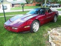 Picture of 1989 Chevrolet Corvette Convertible, exterior