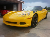2005 Chevrolet Corvette Coupe, Picture of 2005 Chevrolet Corvette Base, exterior