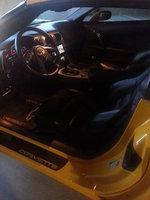 2005 Chevrolet Corvette Coupe, Picture of 2005 Chevrolet Corvette Base, interior