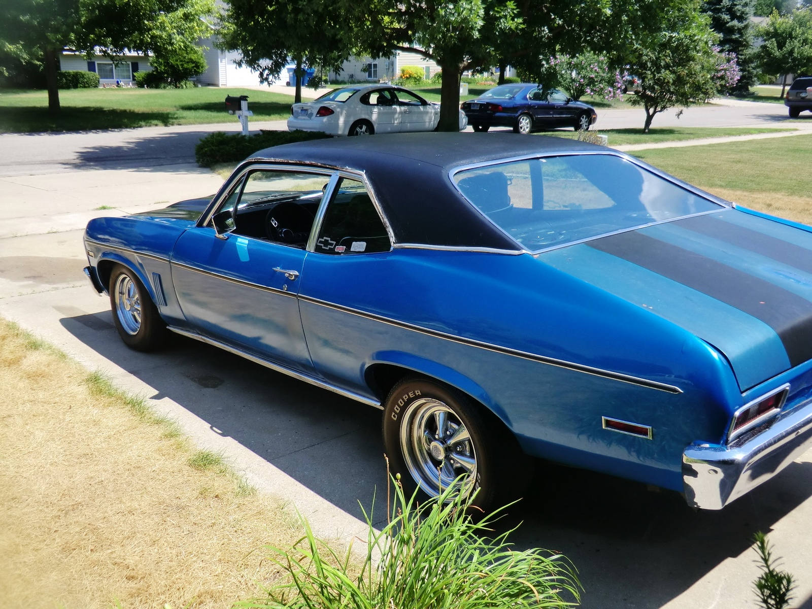 1970 Ss Nova For Sale In Canada Autos Post