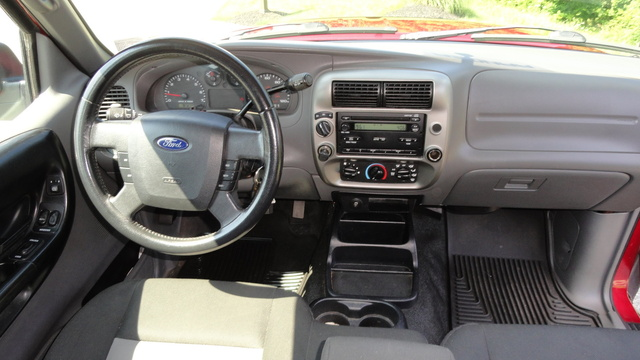 Ford Transit 150 >> 2007 Ford Ranger - Interior Pictures - CarGurus