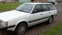 1991 Subaru Loyale Overview