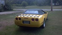 Picture of 1991 Chevrolet Corvette Convertible RWD, exterior, gallery_worthy