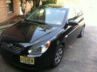 Picture of 2007 Hyundai Accent GLS Sedan FWD, exterior, gallery_worthy
