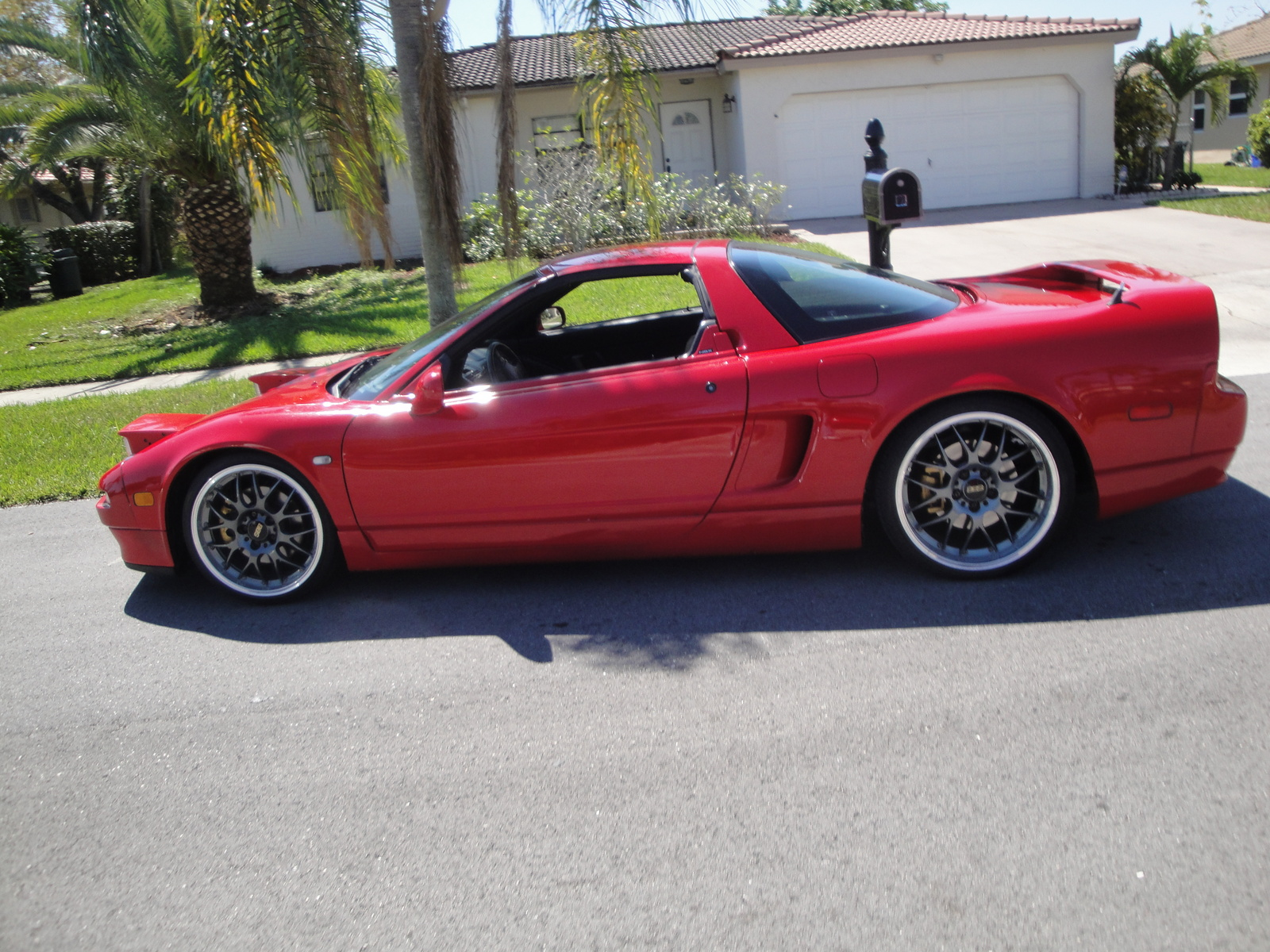 2005 Acura NSX 2 Dr STD Coupe picture, exterior