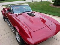 Picture of 1967 Chevrolet Corvette Convertible, exterior, gallery_worthy