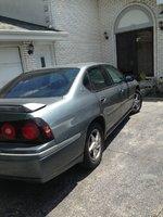 Picture of 2004 Chevrolet Impala LS, exterior