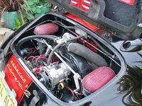 Picture of 1958 Porsche 356, engine