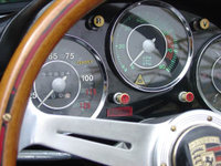 Picture of 1958 Porsche 356, interior