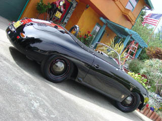 1958 Porsche 356 picture