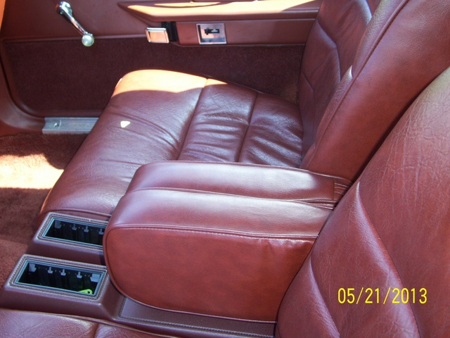Picture of 1982 Ford Thunderbird Hardtop Coupe RWD, interior, gallery_worthy