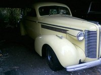1938 Buick Special Overview
