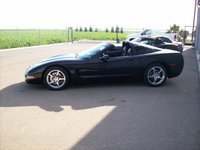Picture of 2001 Chevrolet Corvette Convertible, exterior