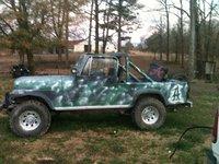 1984 Jeep CJ8 Overview