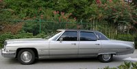 Picture of 1973 Cadillac Fleetwood, exterior