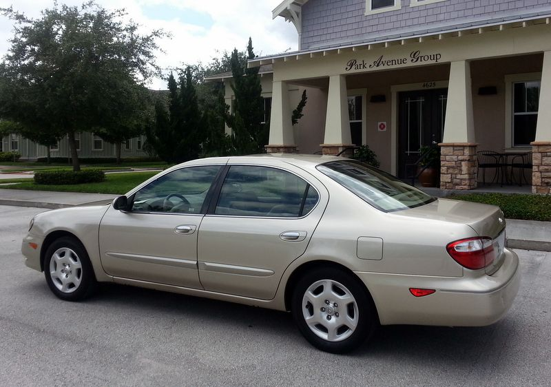 picture of 2001 infiniti i30 4 dr touring sedan exterior. Black Bedroom Furniture Sets. Home Design Ideas