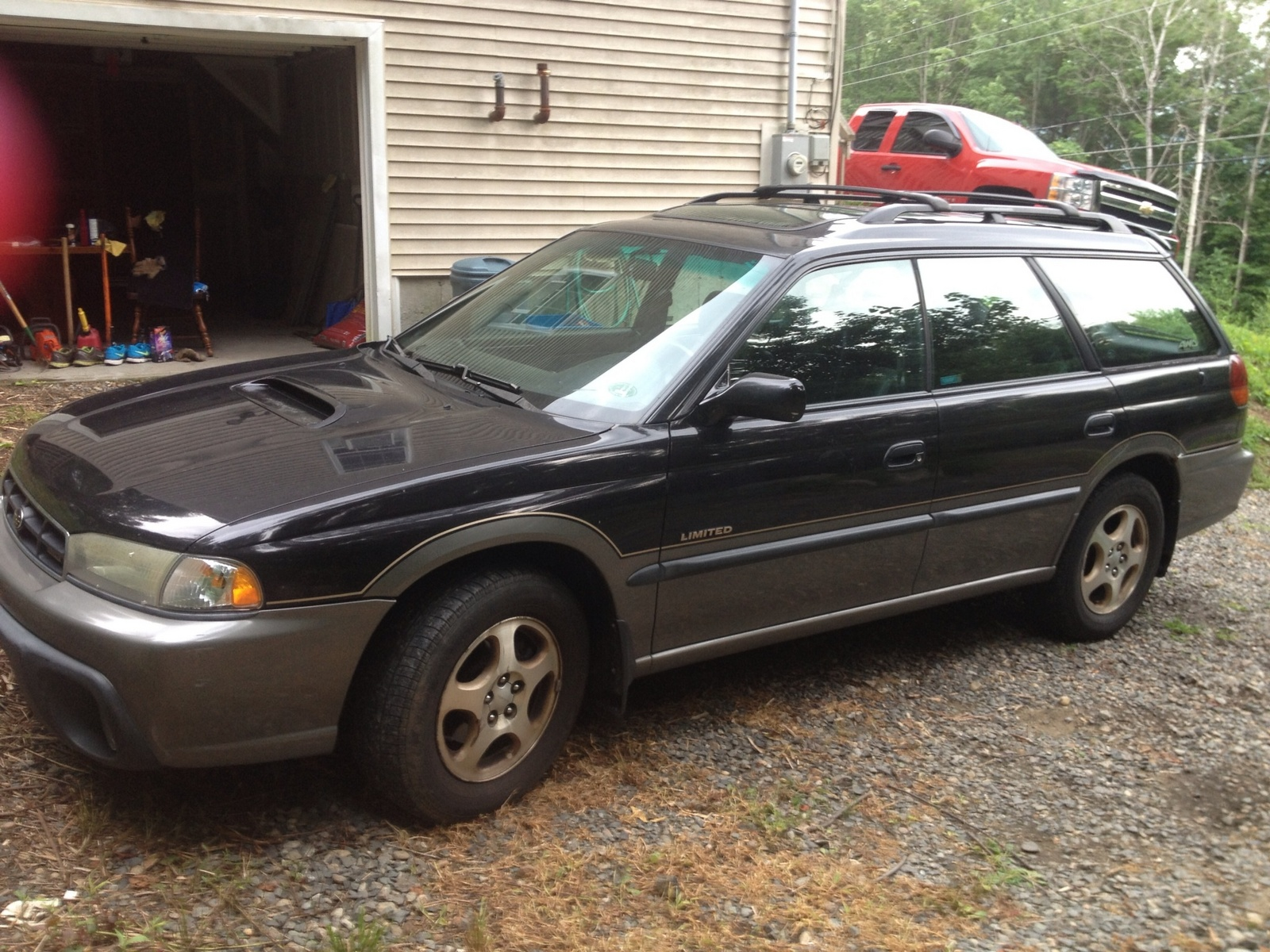 1998 Subaru Outback Limited 252 Parts That Fit A Legacy 25 Plus Thousands Of Universal